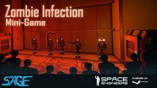 Space Engineers, Zombie Infection Mini-Game