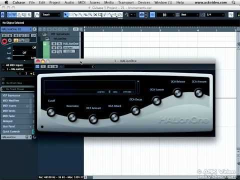 What you can do with Cubase