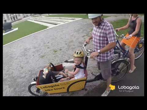 Lobagola Tours Daily Bike Tour using Bakfiets cargo bike