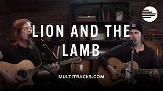 Lion and the Lamb - Leeland (MultiTracks.com Sessions)