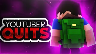 youtuber quits mid video minecraft mega skywars w prestonplayz kenny and thecampingrusher