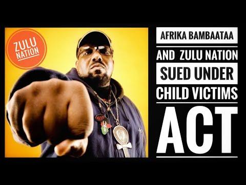 Afrika Bambaataa And Zulu Nation Sued Under Child Sex Trafficking