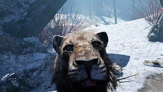 Все животные Far Cry Primal. Все приручаемые хищники.