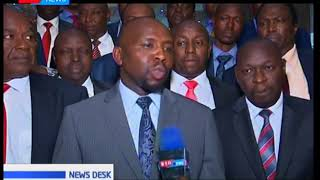 Rift Vally MPs meet to develop strategy ahead of 2022 politics