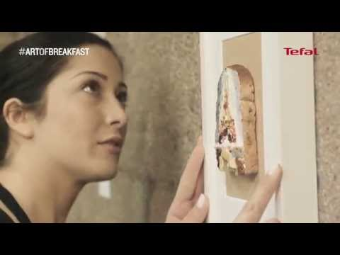 Tefal Art of Breakfast Pop-Up Toast Gallery