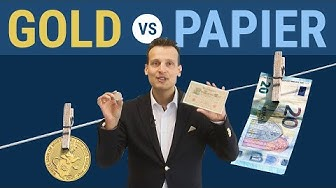 PAPIERGELD vs GOLD