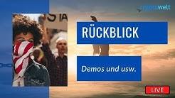 Rückblick - Demo Stuttgart und Livetalk mit Bodo am Mittag
