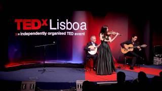 TEDxLisboa - Natalia Juskiewicz - Um Violino no Fado