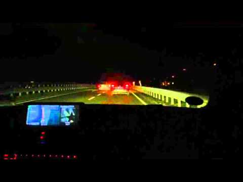 Be my passenger: late night driving (2016-01-28)
