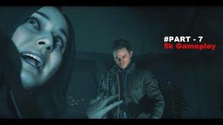 Quantum Break Walkthrough Gameplay Part 7 -Dr Amaral  [5k No Commentary No BULLSHIT]
