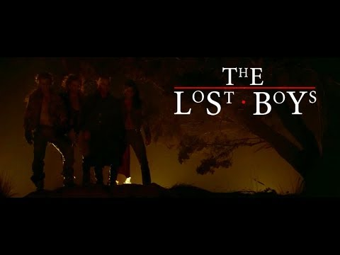 Cry Little Sister - Marilyn Manson  The Lost Boys