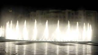 Dubai Fountains.AVI