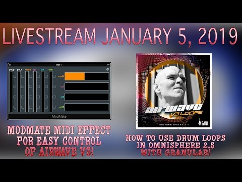 Repeat This is OMG! V1: Library Intro & How to make Drum Machine! by