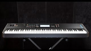 New Yamaha MODX Synthesizer | Demo