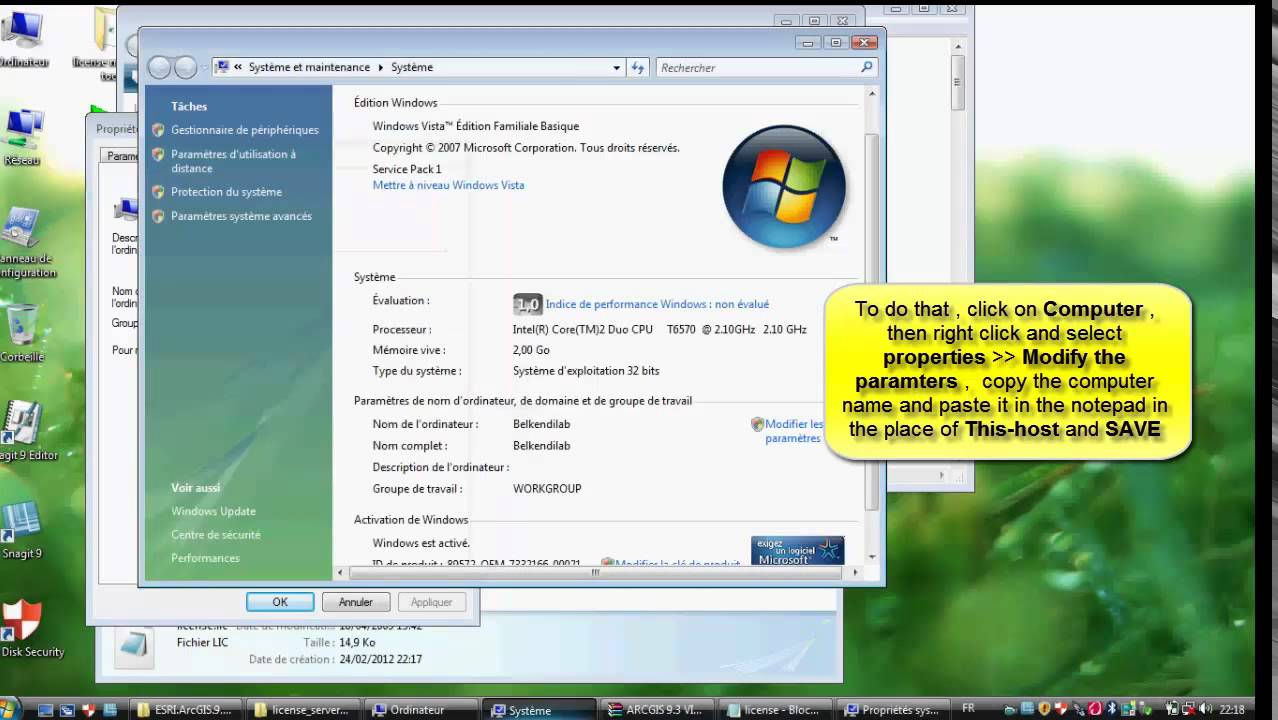 Arcgis software for windows 7