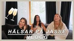 HÄLSAR PÅ JASSE I STHLM! Vlogg