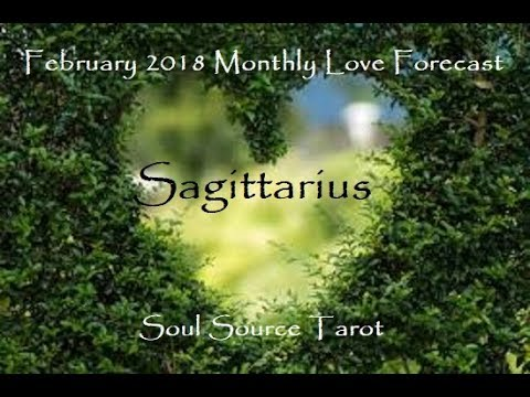 ~Sagittarius~New Territory~February 2018~Monthly Tarot Reading~