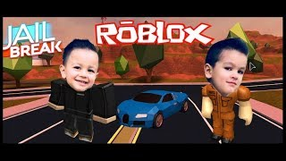 Jailbreak Roblox falha Kids Edition