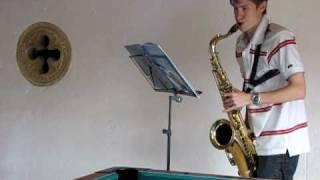 Sax tenor music