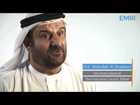 EMIR | H E Abdullah Al Shaibani | Secretary General | Dubai Executive Council