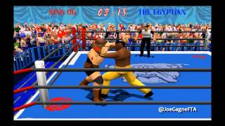 Joe Gagne's Funtime Pro Wrestling Arcade #40: Power Move Pro Wrestling
