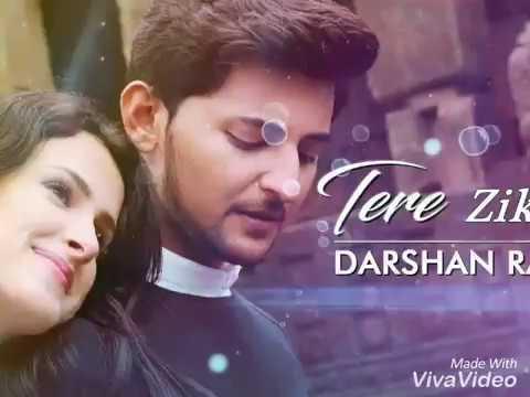 mujhe-khone-k-baad-ek-din(tera-zikr)-darshan-raval/-whatsapp-status-video-created-by-creative-lovers