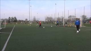 SK St.NIKLAAS  Keepertraining (13/04/2015)