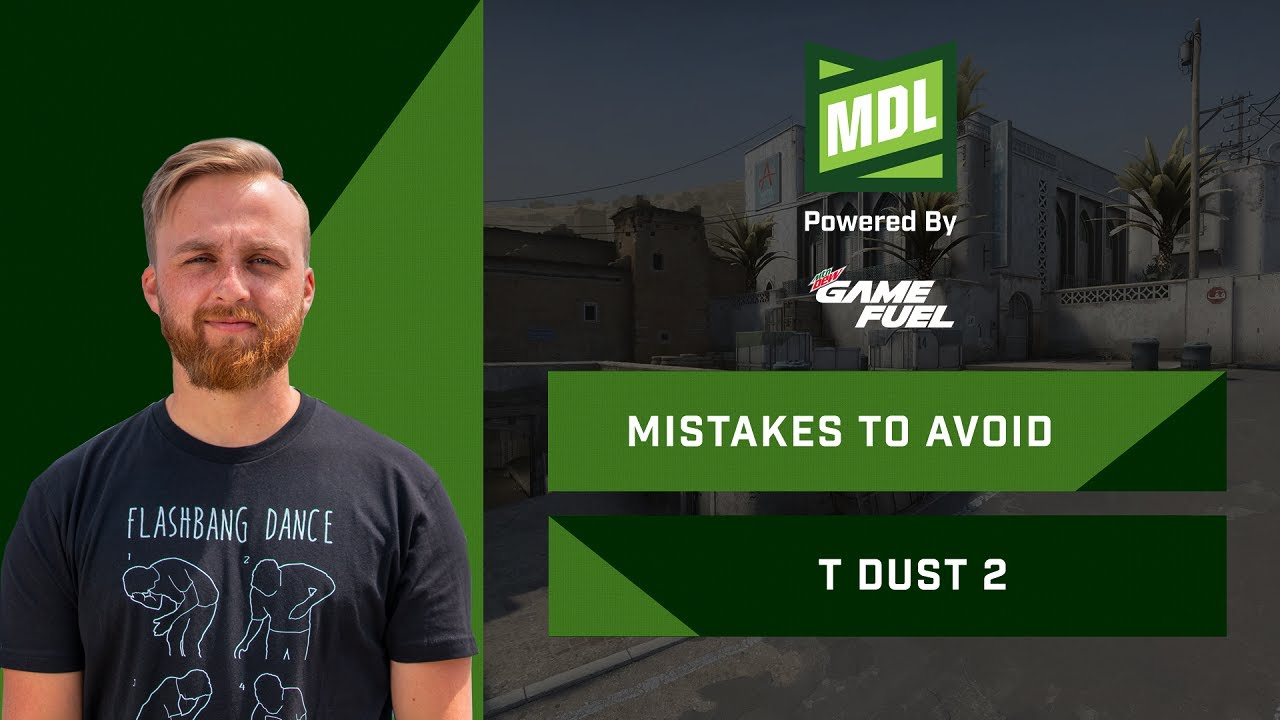 MDL Pro Tip by n0thing - Mistakes to Avoid T on Dust2