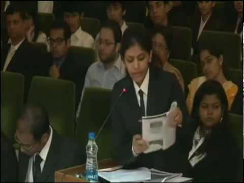SLS Moot Session(Final Round)