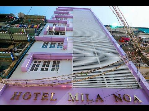 Hotel Mila Noa Yangon 360 degrees