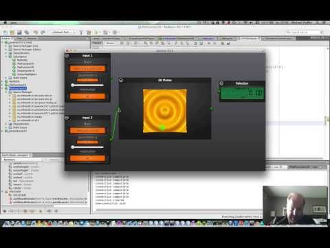 Creating Amazing Visualization Tools With JavaFX 8 (3D)