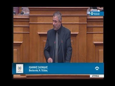 Γ. Σαχινίδης: Σύριζα και Ανέλ χαρίζουν μαζικά την Ελληνική ιθαγένεια σε λαθρομετανάστες!