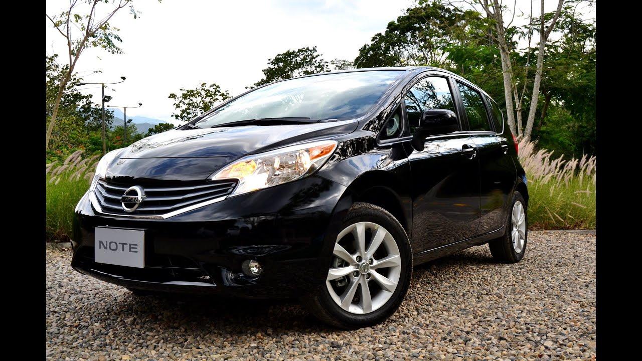 Nissan note advance cvt colombia