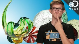 Is Glass Really A Solid?