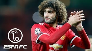 Is Marouane Fellaini a key player for Manchester United? | ESPN FC
