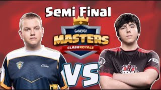 [ Semi Final] SURGICAL GOBLIN VS BENIJU | 2017 Gamergy Masters Clash Royale