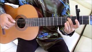 Autumn in My Heart - I Will Going to Die Because of You Guitar Lesson (Chorus) - Easy Guitar Lessons