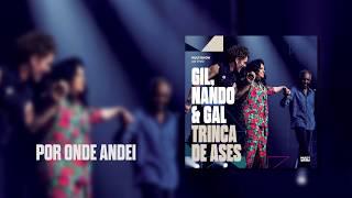 Baixar Multishow Ao Vivo Gil, Nando & Gal: Trinca de Ases | Por Onde Andei