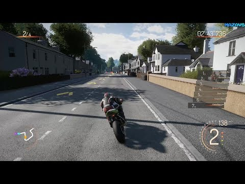 TT Isle of Man ★ GamePlay №2★ Ultra Settings