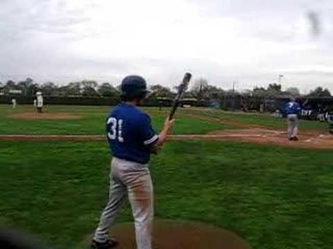 James Nevada Broadcasting College Baseball Clips