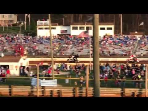 Chris Arnold - Lincoln Speedway 4/14/2018