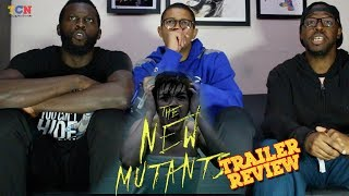 The New Mutants Trailer Review Reaction