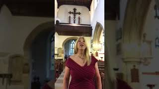 Nessun Dorma  Organ Donors Make a Difference: Irene Grant-Jones- Bedford Rhyl  N Wales'  NHS Puccini