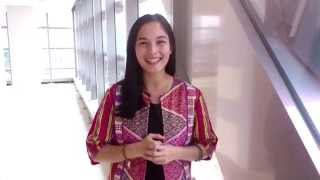 OFFICIAL GREETING VIDEO - Chelsea Islan