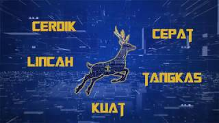 Kakanwil DKI Jakarta Hadiri Upacara Pencanangan HDKD & Kesadaran Hukum Nasional Tahun 2019