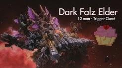 Dark Falz Elder   Boss Fight   Phantasy Star Online 2 NA