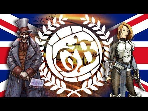Guild Ball: British Championships 2017 - Round 3 [Union Vs.Masons]