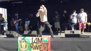 Vibes Up Strong, JAM Kwest and Pato Banton - 2014 Rolando Street Fair