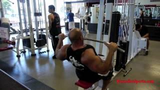 Hardcorowy Koksu i caly trening plecow 2017 Video