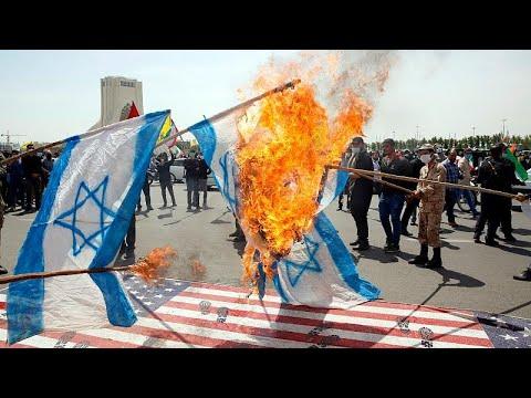 خلال إحياء يوم القدس: خامنئي يصف إسرائيل بـ-المعسكر الإرهابي-…  - نشر قبل 4 ساعة